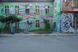 Street Art Squat Metelkova