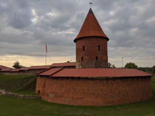 Kaunas Lithuanie Chateau