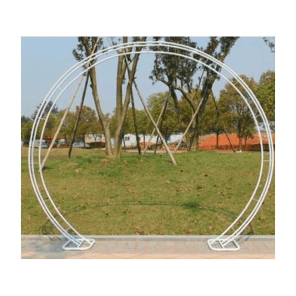 Arche arrondie mariage location
