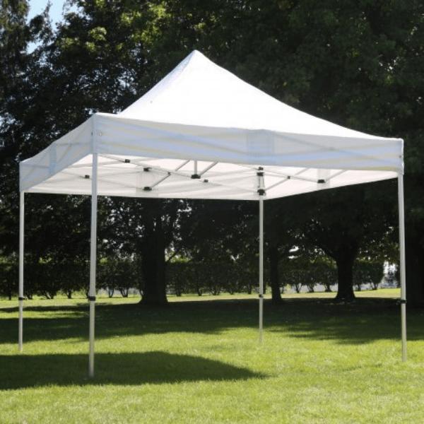 Tente pliante 3x3 mètres en location
