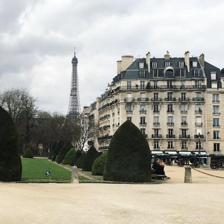 巴黎鐵塔 巴黎榮軍院