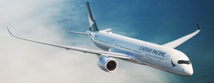 - 國泰航空 Cathay Pacific