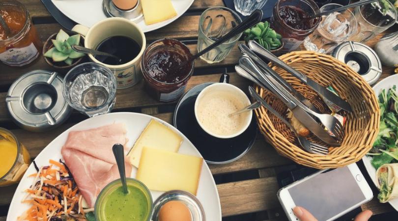 法式早午餐