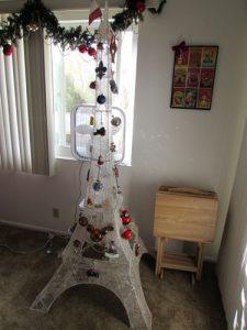 My Christmas Decorations That Celebrate Paris Paris Blog