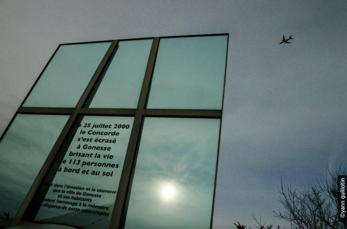 Mémorial Concorde, Gonesse