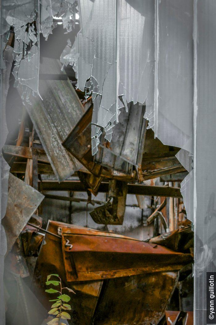 Friche industrielle Gonesse