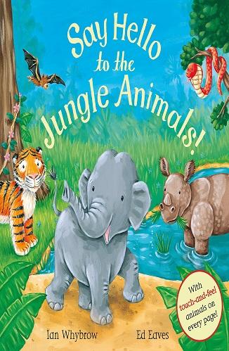 Say Hello To The Animals : hello, animals, Hello, Jungle, Animals, Ouida, Books