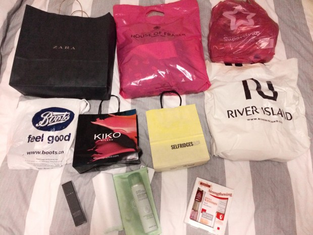 Haul And Dupes London Haul
