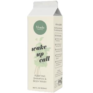 Theda Wake Up Call Purifying Shampoo & Body Wash
