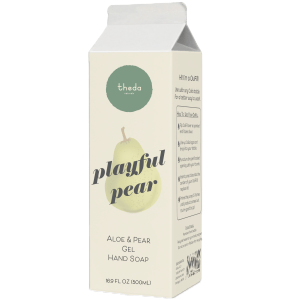 Theda Playful Pear Gel Hand Soap