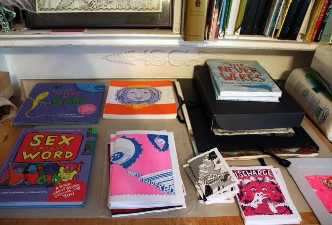 zines-and-books
