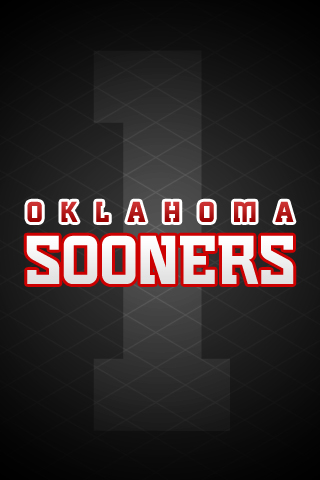 Iphone Wall Oklahoma Sooners 1 From The King S Pen