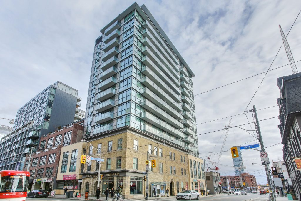 39 Sherbourne Street, Suite 608
