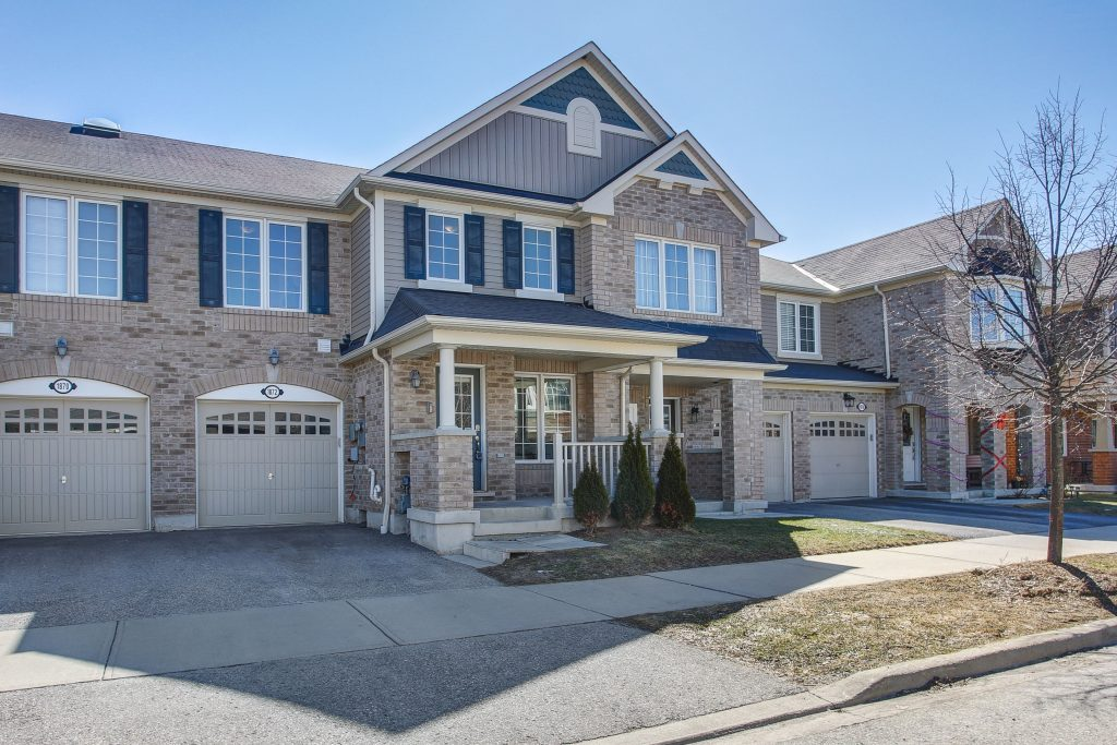 1872 Liatris Drive - Pickering Real Estate - House For Sale Pickering - Townhouse For Sale