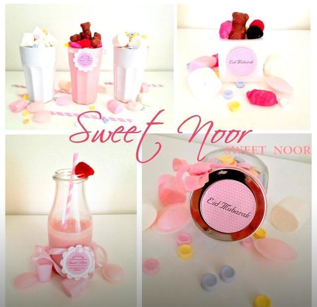 Sweets & Chocolats by Sweet Noor Wedding & Event Planner