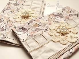 Une pochette à Bijoux OummAnna