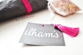 Commande Ilhams