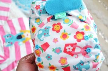 Frugi Cloth nappy