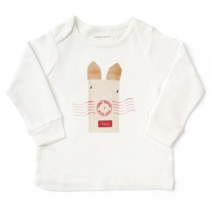 rabit-t-shirt From Babies With Love