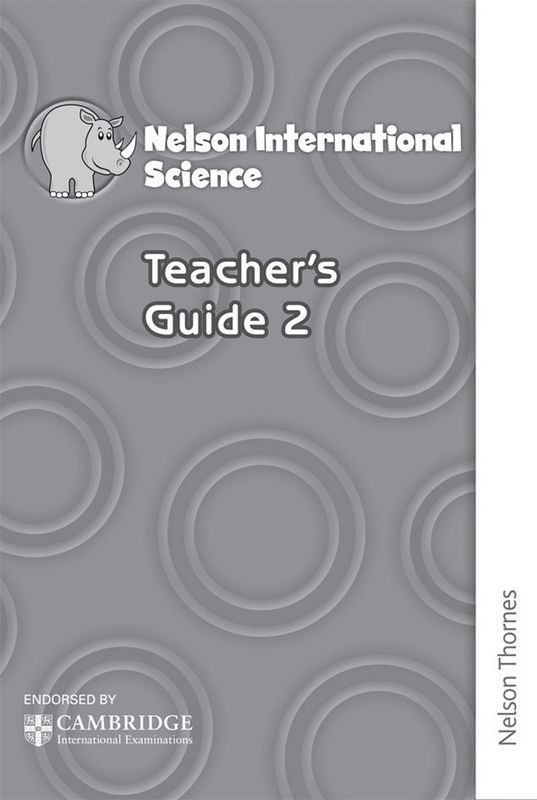 Nelson International Science Teaching Guide 2
