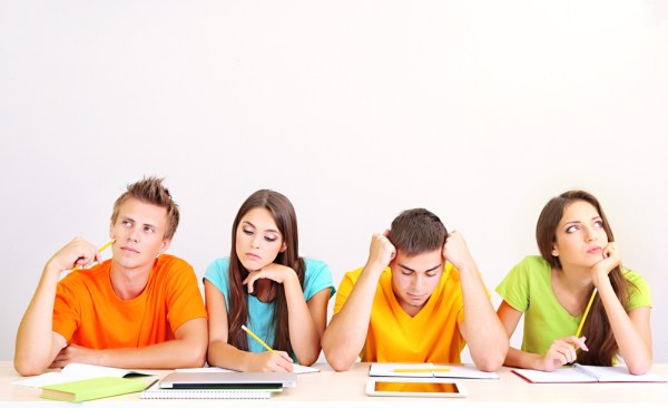 students critical thinking