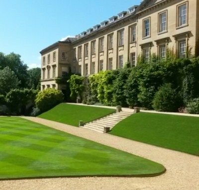 Worcester College Quad