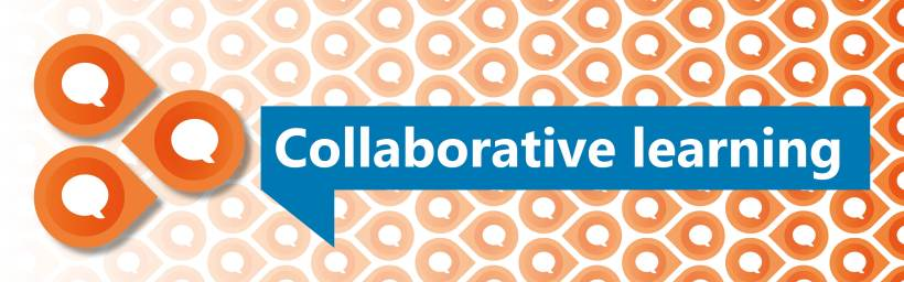 Collaborative learning banner