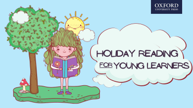 Holiday reading for young learners