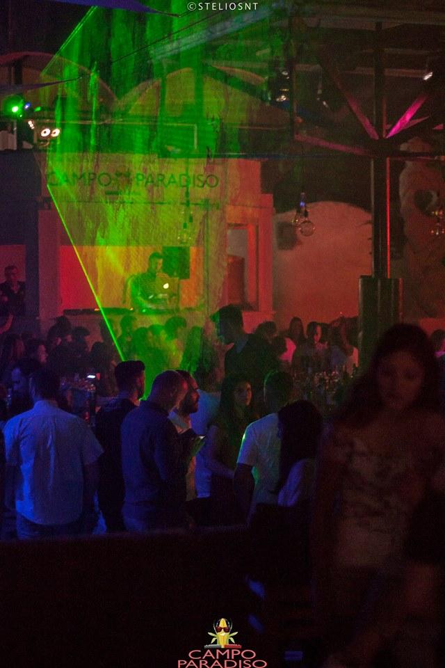 Φωτογραφίες από το grand opening του Campo Paradiso στα Σέρβια Κοζάνης