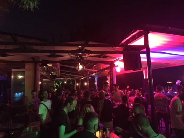 Με επιτυχία πραγματοποιήθηκε το Full moon party που διοργάνωσε ο Ναυτικός Όμιλος Κοζάνης, την Κυριακή 9 Ιουλίου