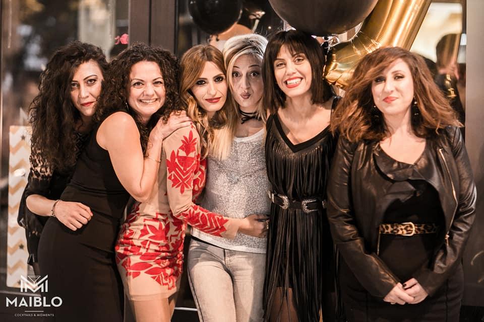 Το Maiblo Bar στην Κοζάνη, έκλεισε 1 χρόνο λειτουργίας και το γιόρτασε με ένα μοναδικό πάρτι