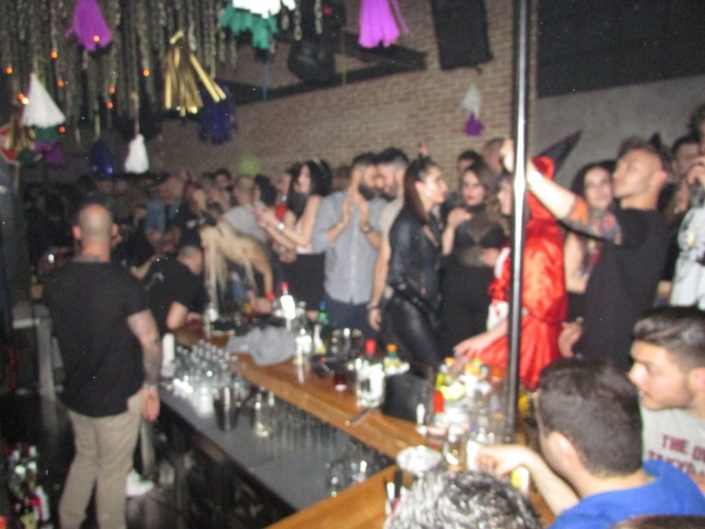 Σάββατο βράδυ, Mεγάλης Aποκριάς, στο club Αποκάλυψη στην Κοζάνη