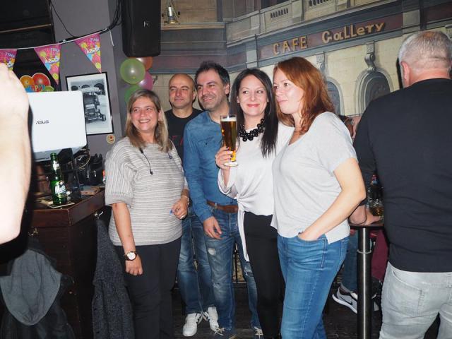 26 χρονια λειτουργίας γιόρτασε το Cafe Bar gallery στην Κοζάνη