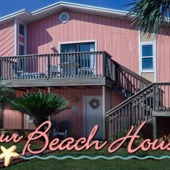Our Beach House Exterior