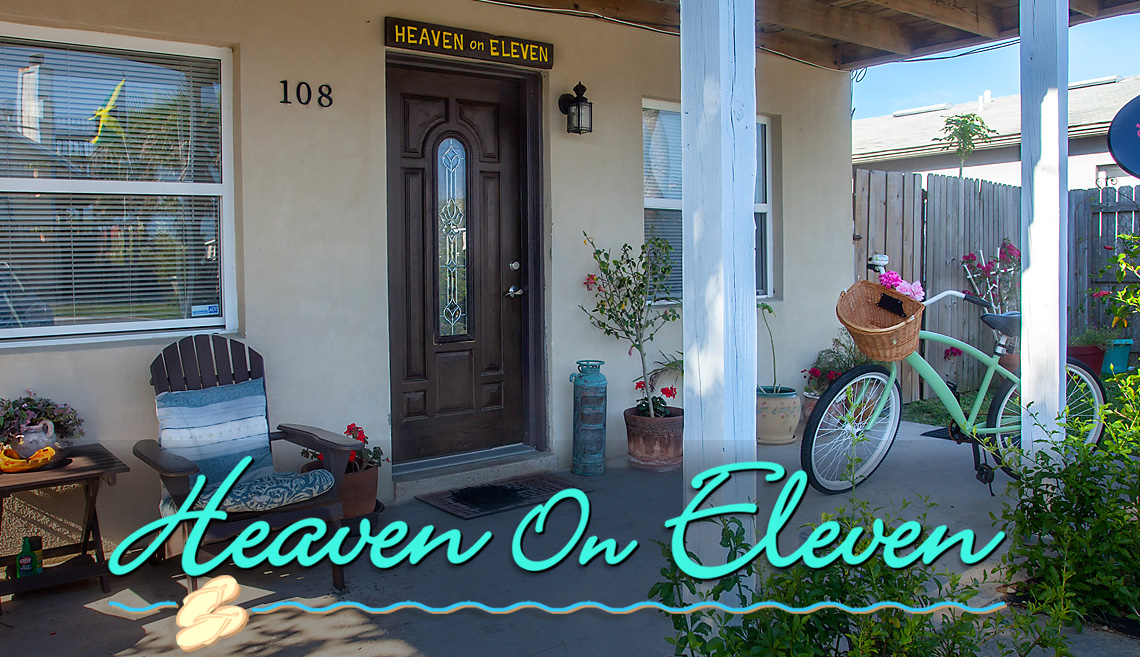 Heaven On Eleven page top