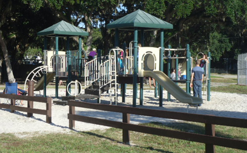 Ron Parker Memorial Recreational Park