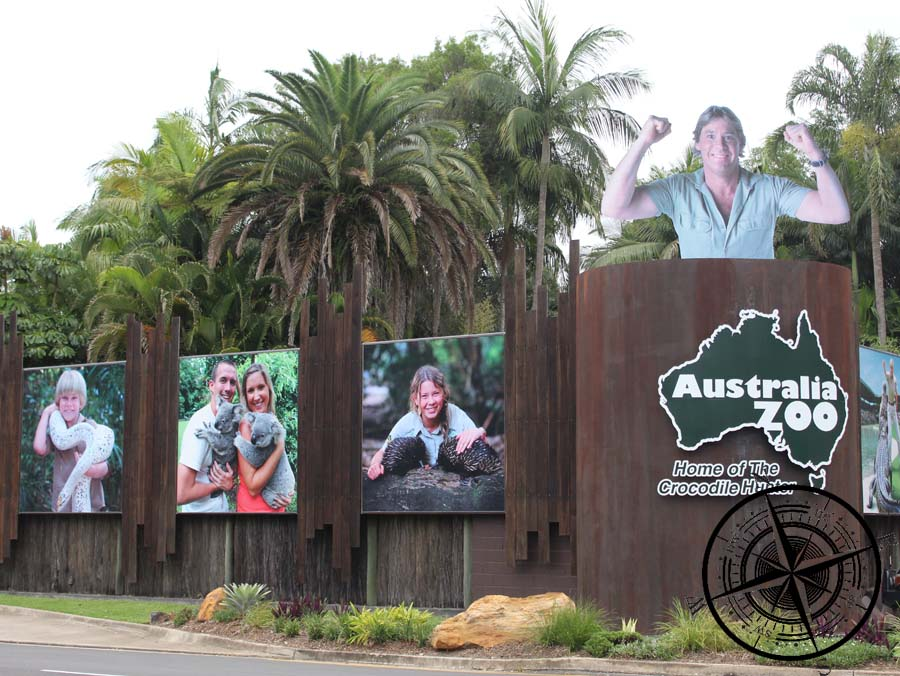 Australia Zoo - Home of the Crocodile Hunter