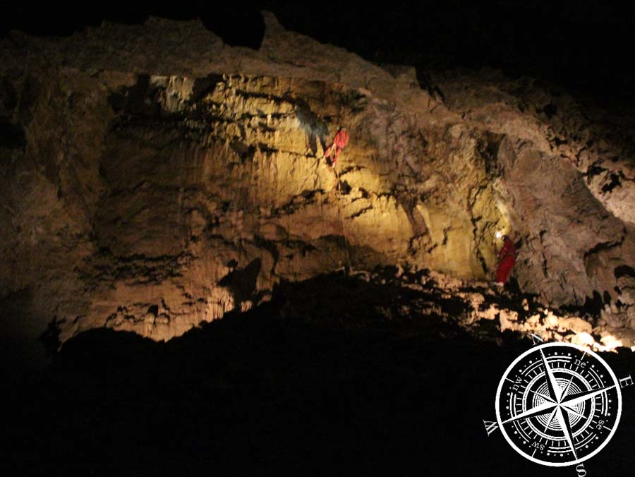 """Tom"" & ""Jerry"", die verewigten Cave Explorer"