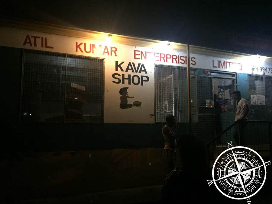 "Der ""Kava Shop"""