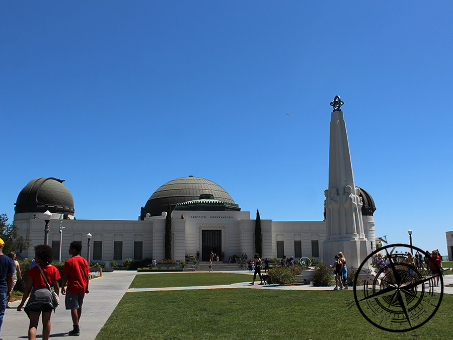 """Das """"Griffith Observatory"""""""