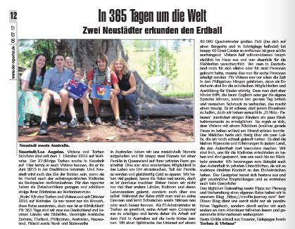 #194 – Wir sind in der Zeitung! | der reporter