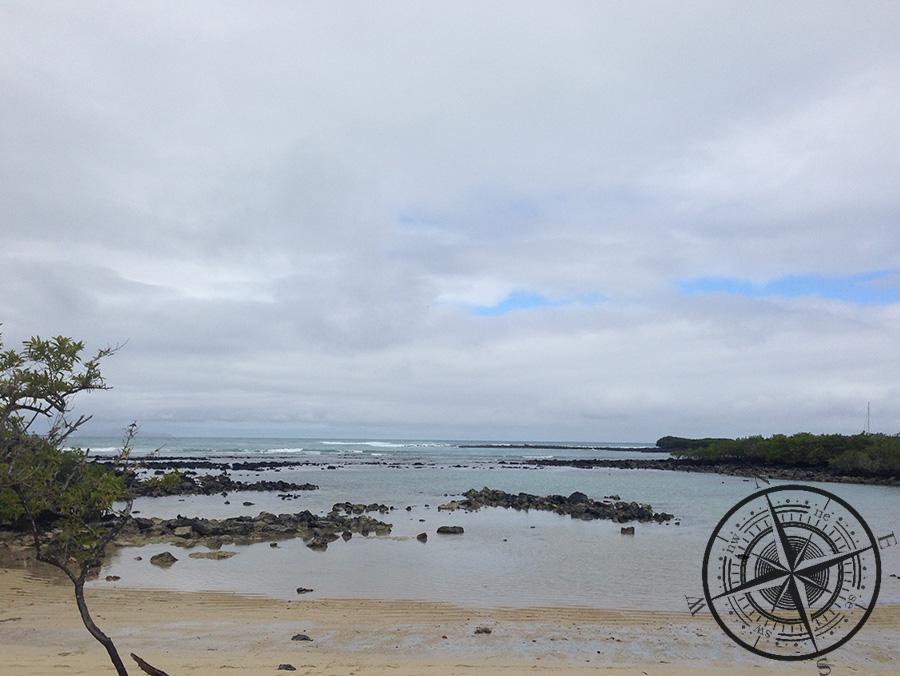 """vorbei am """"Playa de la Alemanos"""""""