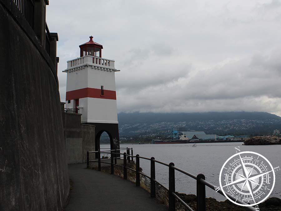 """Brockton Point Lighthouse"""