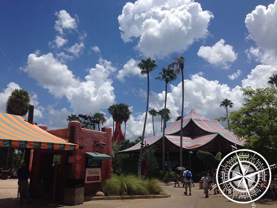 """Willkommen im """"Busch Gardens"""""""