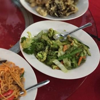 "Geburtstagsmenü im ""Hong Xing Club & Resto"" in Nusa Dua/Bali"