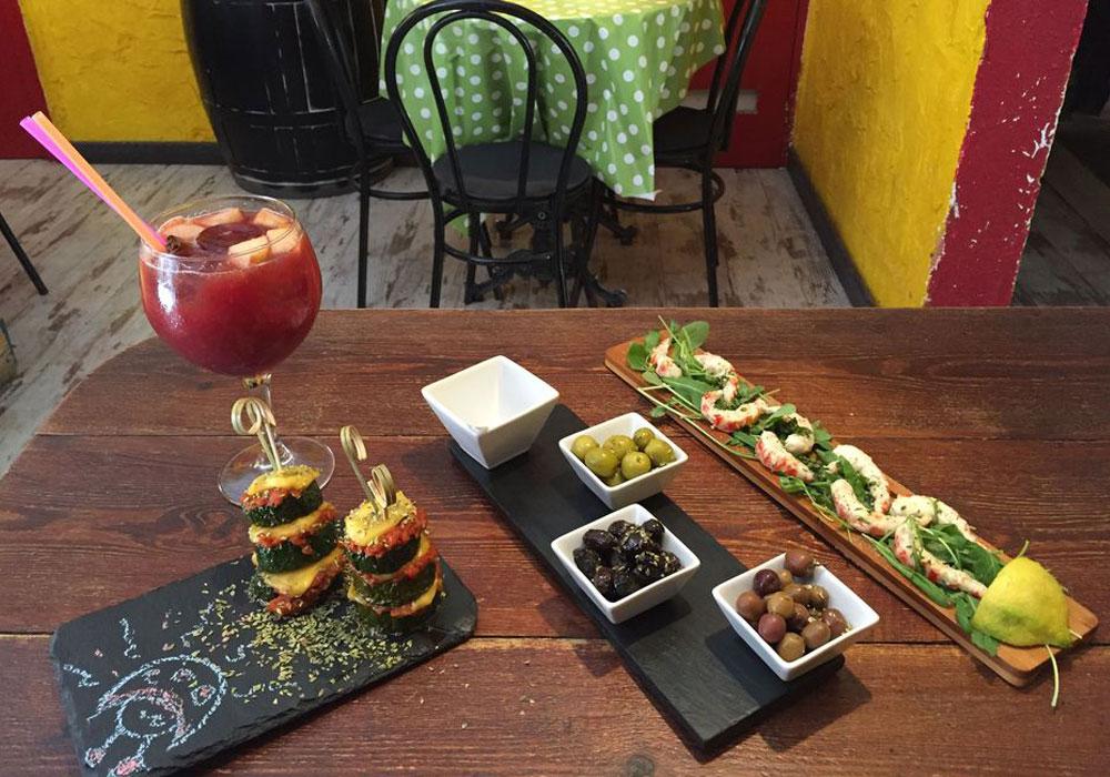 Bar Celoneta vegan Barcelona
