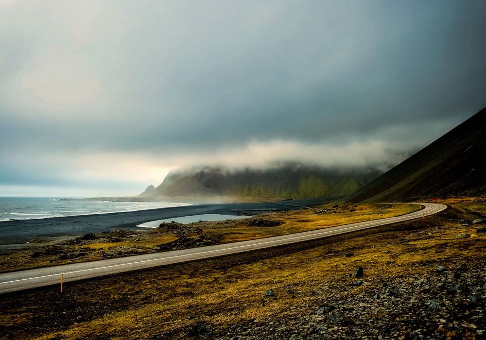 Vegan unterwegs in Island