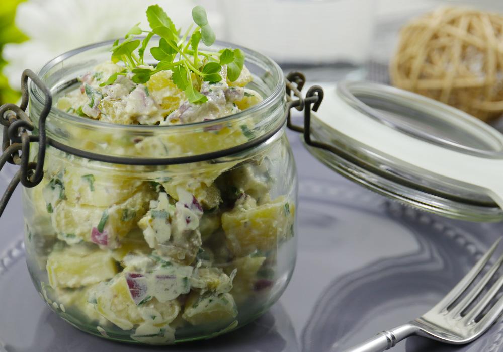 Kartoffelsalat wie bei Oma