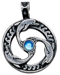 Prize_Dolphin Pendant