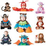 50 Unique Infant and Toddler Costumes Sure To Get You Treats #Halloween Night!